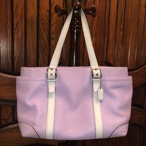 Large COACH tote 👜